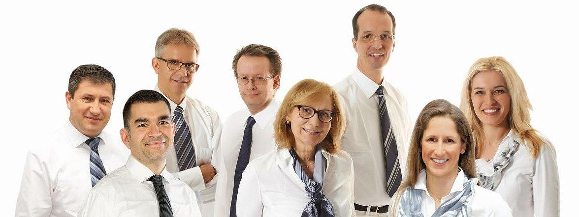 E. Mahmudi, n.n., Dr. Keil, Dr. Pantenburg, Dr. Putschögl, Prof. Dr. Wenzel, dr. Zywien, FEBO, Dr. Paraforos